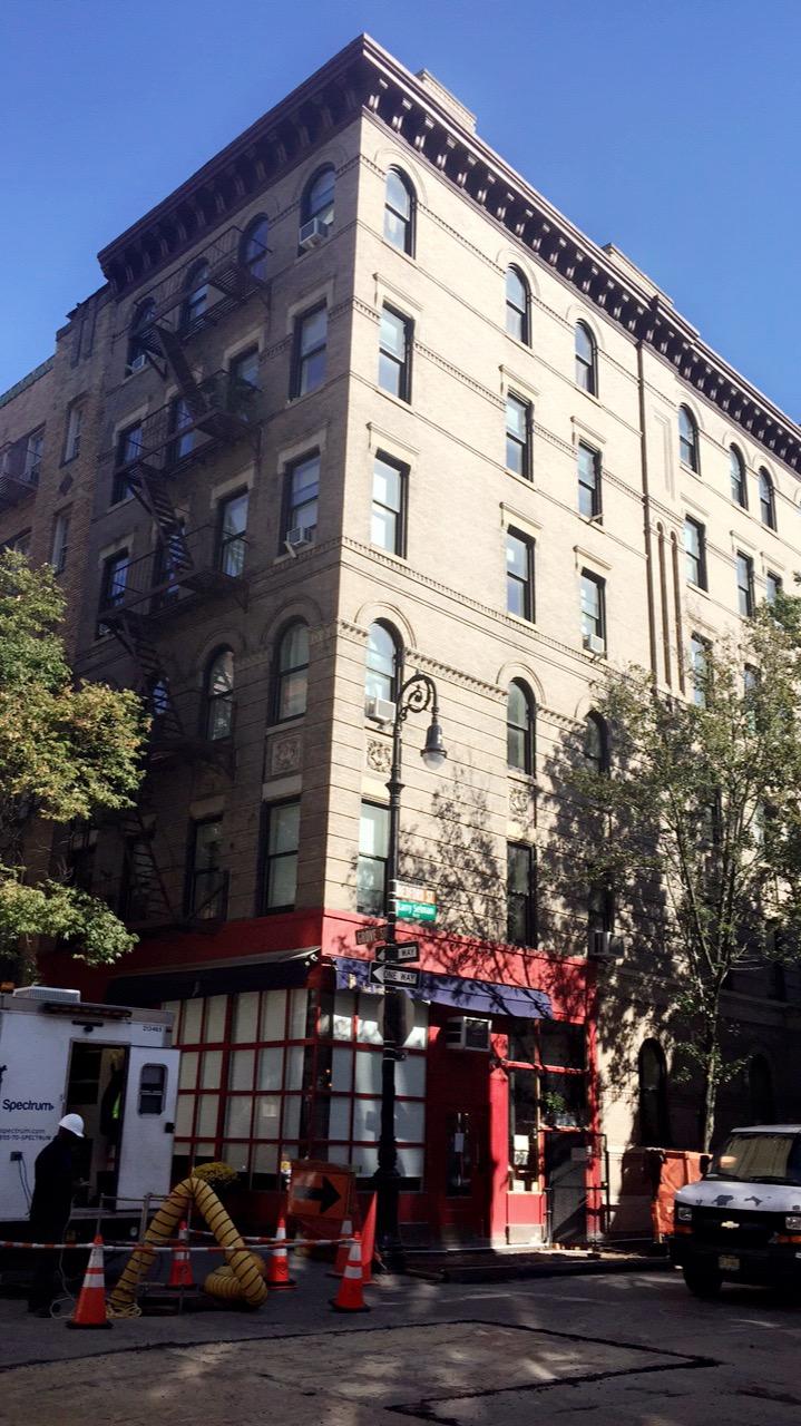 Friends Apartment, Greenwich Village NYC