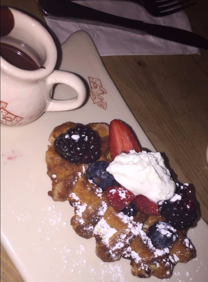 Belgian Waffles NYC Brunch