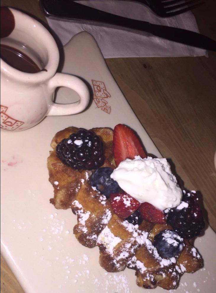 Belgian Waffles NYC Brunch