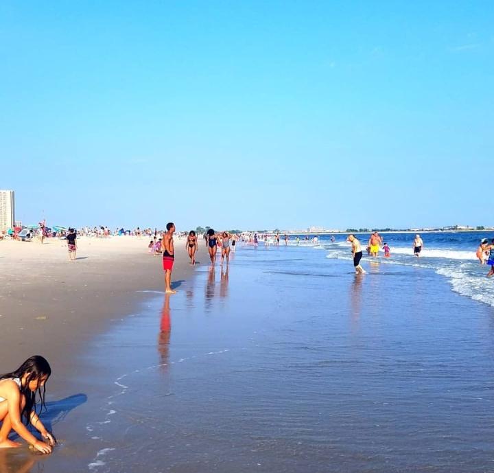 Rockaway Beach, NYC