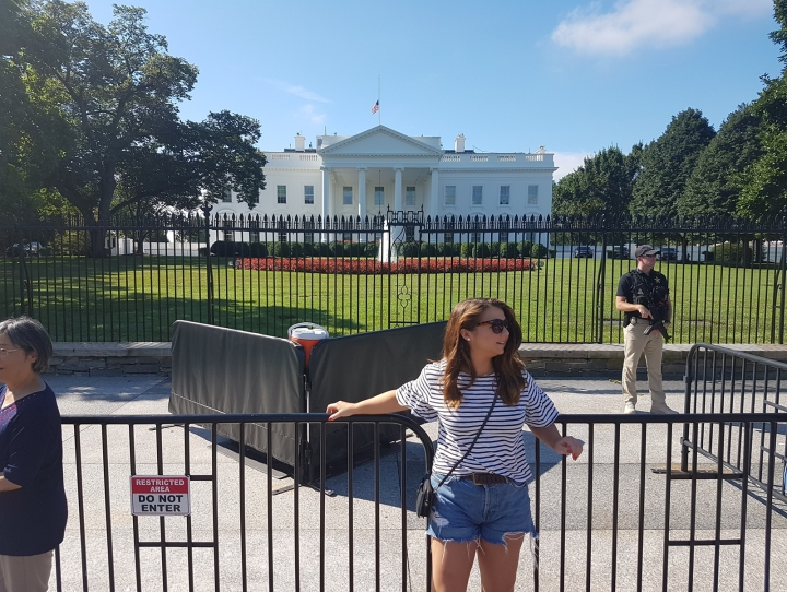 White House, Washington DC