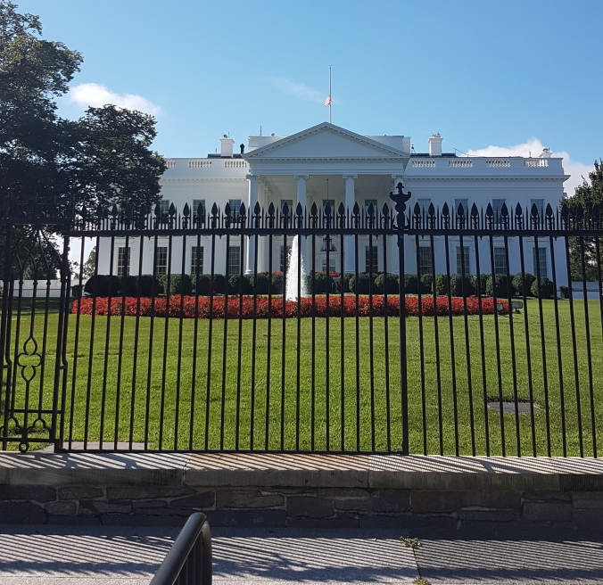 Travel Guide: White House, Washington DC